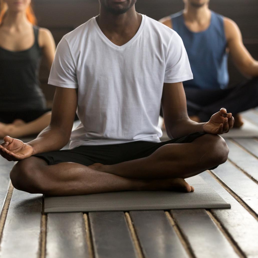 Corporate yoga orange county vitrual yoga class